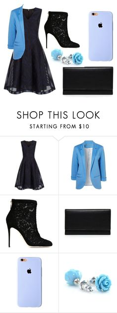 """""""Untitled #26"""" by madblood ❤ liked on Polyvore featuring Paul Smith, Dolce&Gabbana, Carré Royal, women's clothing, women's fashion, women, female, woman, misses and juniors"""
