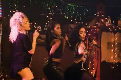"""Jude Demorest, Ryan Destiny and Brittany O'Grady play aspiring singers in the new """"Star"""" on Fox."""