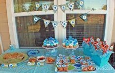Ocean Preppy Party