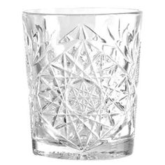 Artis Libbey Retro Hobstar Whiskey Glass (Pack of Whiskey Based Cocktails, Cut Glass, Glass Art, 6 Pack, Drinking Glass, Shot Glasses, Glass Design, Krystal, Home Accessories