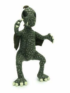 Amazon.com: Toy Vault Chupacabra Plush Toy: Toys & Games