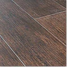 Ceramic tile - looks like wood