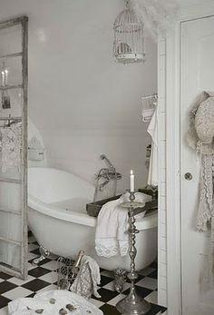 Shabby Chic Bathrooms On Pinterest Shabby Chic Romantic Shabby Chic