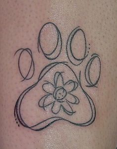 this may be my next tattoo - similar to the one on my wrist, but I love the daisy in the middle.