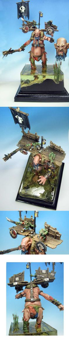 Goblin War Giant GDUK 2006