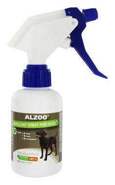 Alzoo Natural Repellent Spray For Dogs Oz by Aveeva * See this great product. (This is an affiliate link and I receive a commission for the sales) Dog Repellent Spray, Flea And Tick Spray, Tick Control, Dog Care, Fleas, Spray Bottle, Pet Supplies, Dog Lovers, Dogs