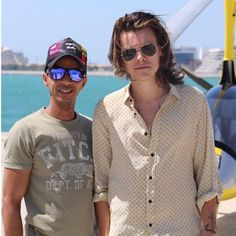 Harry in Dubai
