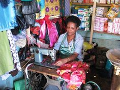 Release a Mom from poverty this Mother's Day! Joan rents a corner in a local market where she operates her tailoring shop.  She needs a loan in order to purchase an additional design sewing machine, cloth, and other materials for her growing business. To make a donation to Joan, go to her page @ http://stores.sotiria.org/-strse-110/Kamwaka-Joan/Detail.bok