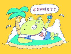 LONELY!
