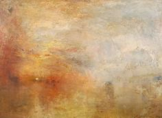 """London-born Joseph Mallord William Turner was the most versatile, successful, and controversial landscape painter of nineteenth-century England. Demonstrating mastery of watercolor, oil painting, and etching, his voluminous output ranges from depictions of local topography to atmospheric renderings of fearsome storms and awe-inspiring terrain."