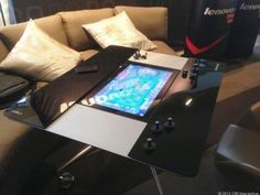 Lenovo: Is it Microsoft's Windows 8 go-to partner?  Summary: Lenovo is integrating touch into its line-up of laptops, desktops and even a tabletop PC. As Lenovo goes Windows 8 sales could follow.