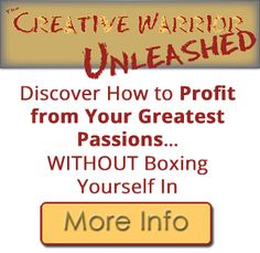 It IS possible to turn your passion into profits, tune into Creative Warrior host, Jeffrey Shaw, at http://blog.jeffreyshaw.com/dr-julie-connor-dreams-to-action/?utm_content=buffer0e342&utm_medium=social&utm_source=twitter.com&utm_campaign=buffer