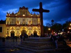 Catedral de San Cristobal de la Casas - México