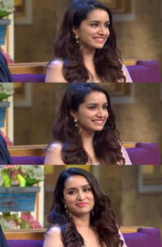 Shraddha Kapoor on The Kapil Sharma Show to promote Half Girlfriend