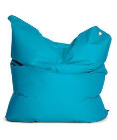 Look at this #zulilyfind! Sky Blue Beanbag Chair by Sitting Bull #zulilyfinds