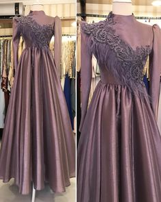 <img> Image may contain: one or more people and standing people - Hijab Prom Dress, Hijab Evening Dress, Hijab Wedding Dresses, Hijabi Gowns, I Dress, Evening Dresses, Party Dress, Dress Wedding, Muslim Fashion