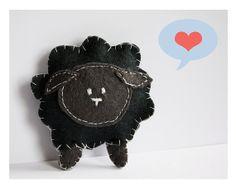 Black Sheep by AmadeusBaer on Etsy, €6.00