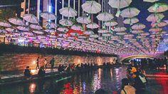 SOKOR '14: Umbrella - ella! Cheonggyecheon River