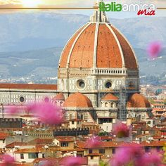 A beautiful view of the city of Florence