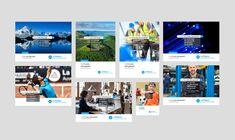 Brand Architecture - Region Auvergne Rhone Alpes by Graph¨¦ine Icon Design, Web Design, Brand Architecture, Corporate Communication, Branding, Brand Guidelines, Rhone, Desktop Screenshot, Advertising