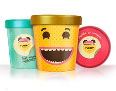 Ice Cream, Packaging
