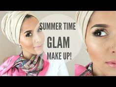 Use your Sigma brushes to replicate this 'SUMMER GLAM | MAKEUP TUTORIAL' - YouTube - Dina Tokio