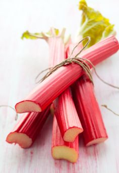 Cooking with Rhubarb: Tips, Fun Facts, & More!