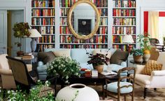 MY FAVORITE ROOMS- Part 1 | Mark D. Sikes: Chic People, Glamorous Places, Stylish Things