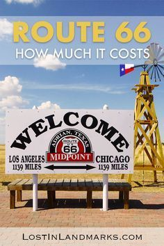Route 66 on a budget - how we kept costs down & what we actually spent (from UK) - Lost In Landmarks The route 66 road trip can cost as little or as much as you like. Here's how we did the road trip on a budget and what we spent driving route 66 Road Trip On A Budget, Road Trip Hacks, Budget Travel, Travel Tips, Travel Ideas, Driving Route 66, Route 66 Road Trip, Us Road Trip, Historic Route 66