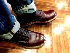 Red Wing Boots, White Boots, Men's Shoes, Dress Shoes, Business Shoes, Denim Outfit, Cool Boots, Clarks, Kicks