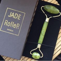 Anti Wrinkle and Anti Aging. Reduces Pores, Eyebags and Puffiness. Jade Rollers have a history of more than years. Chinese women have used Jade Rollers for centuries as a daily routine to promote youthful skin. Anti Wrinkle, Ph, Jade, Skin Care, Skincare Routine, Skins Uk, Skincare, Asian Skincare, Skin Treatments