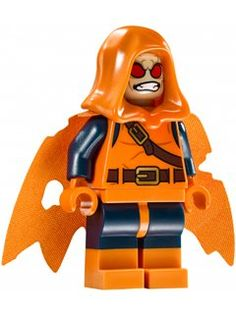 LEGO Marvel Super Heroes Spider-Man Halloween Minifigure - Hobgoblin (76058)...