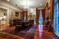 Formal Dining Room with Butlery...
