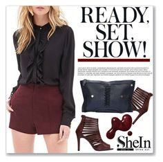 """SheIn"" by amra-mak ❤ liked on Polyvore featuring mode en shein"