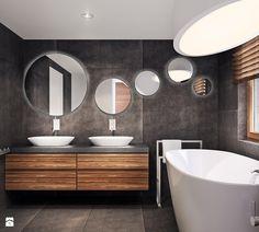 łazienka włascicieli - zdjęcie od Mogho-Design