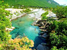 Thethi - Albania