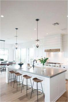 home decor kitchen Tour This Gorgeous Sustainable Home Kitchen Interior, Home Decor Kitchen, Kitchen Remodel, Home Decor, House Interior, Home Kitchens, Home Interior Design, Kitchen Style, Kitchen Design