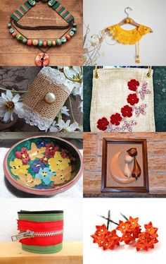 Living  Colors by By Ozras on Etsy--Pinned with TreasuryPin.com