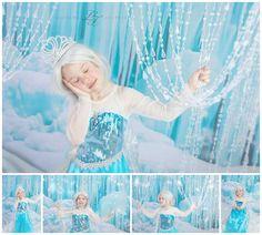 Frozen Themed Mini Session: Elsa