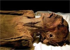 """""""Screaming mummies"""". If the jaw isn't strapped shut when a body is mummified, it naturally falls open during the process of decay, leaving a permanent """"scream."""""""