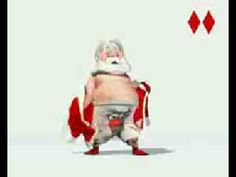 Merry Christmas Animation, Merry Christmas Santa, Family Christmas, Christmas Humor, Happy New Year Pictures, Funny Pictures, Good Night Massage, Madonna Pictures, Dancing Santa