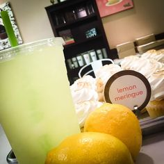 Downtown Campbell: Feels like a #FreshLemonade kind of a day!!! Come cool off at #Frost with a cool beverage and a cupcake!#lemonade #lemonmeringue #summer #beattheheat #cupcakes #cupcakewars #downtowncampbell #flavorsoffrost #yumm by frostcupcakefactory