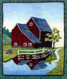 P507: Vermont Barn