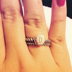 Personalize your stack of rings with engraving! Show us your engraved designs by tagging #MyJamesAvery on Instagram.