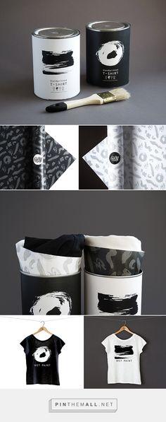 Ideas t-shirt design art creative - Clothing Packaging, Fashion Packaging, Brand Packaging, Packaging Design, Packaging Ideas, T Shirt Packaging, Clever Packaging, T Shirt Designs, Shirt Print Design