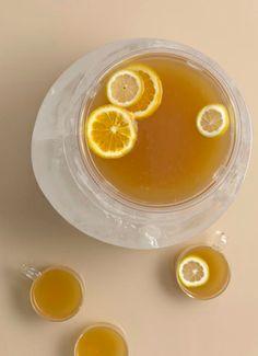 Green Tea Punch: 1970s Recipes + Menus : gourmet.com