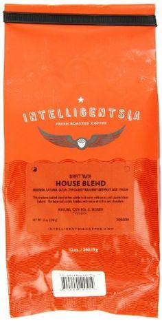 Intelligentsia House Blend, Direct Trade, Whole Bean Coffee, 12-Ounce Intelligentsia http://www.amazon.com/dp/B0055ZRUNK/ref=cm_sw_r_pi_dp_S8EFub1HG44PT