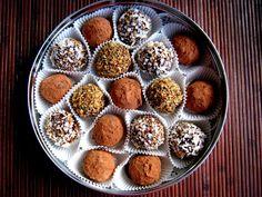 The Inner Gourmet: Homemade Chocolate Truffles for Jenny