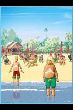 Haha reden om deze zomervakantie je mobiel thuis te laten? #ikbenoffline #mediawijsheid pic.twitter.com/gb7zN8c0LR