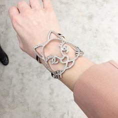 The Chanel Choupette Cuff Is EVERYTHING